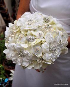 Magnolia Bling Bouquet