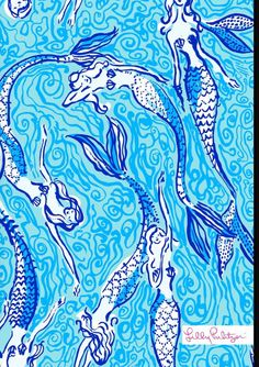 ISO: Lilly Pulitzer Nice Tail 💙🐚 Searching for ANY Lilly Pulitzer Nice Tail/Mermaid items! I currently only have the maxi! 🐚💙 Lilly Pulitzer Other Mermaid Wallpaper Iphone, Lilly Pulitzer Iphone Wallpaper, Mermaid Wallpapers, Laptop Wallpaper, Fabric Wallpaper, Lilly Pulitzer Patterns, Lilly Pulitzer Prints, Mobile Wallpaper, Wallpaper Backgrounds