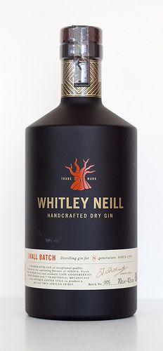 Whitley Neill Handcrafted Dry Gin | RP by Alireza Rezvani