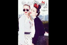 Another cool interview new to us w Minnie Mouse show, one of our favorites of the 7 runway shows featuring Mercura with Pink Magnolia http://archivo.de10.com.mx/mujeres-pro/2013/minnies-abc-de-pink-magnolia-17463.html