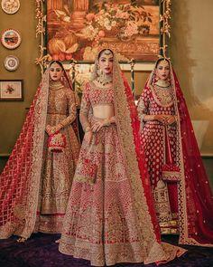 Indian Fashion Trends, Indian Bridal Fashion, Indian Fashion Dresses, Indian Outfits, Fashion Outfits, Pakistani Bridal, Bridal Lehenga, Bridal Outfits, Bridal Dresses