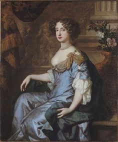 Queen Mary II of England, Sir Peter Lely