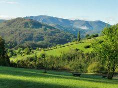 Vistas desde el Caleyo / views from Caleyo // Lugar/Place: La Quintana del Caleyo, Camuño, Salas, Asturias, Spain