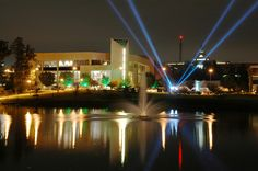 Center for the Arts. Photo courtesy of Creative Services, George Mason University