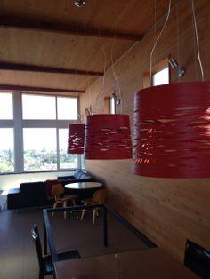 Private Residence San Diego Architect Eric Naslund- Studio E Architects. Foscarini- Tress Suspension