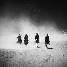 creative black and white photography from Hengki Koentjoro