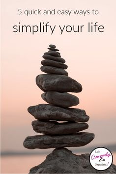 5 quick and easy ways to simplify your life - LIFE, CREATIVELY ORGANIZED Sometimes, all you have to do and all you have filling your days can be simply overwhelming. So, here are 5 quick and easy ways to simplify your life. Pregnancy Labor, Youre Not Alone, Mindfulness Meditation, Spiritual Meditation, Acupuncture, Acupressure, Gain Muscle, Amazing Quotes, Peace Of Mind