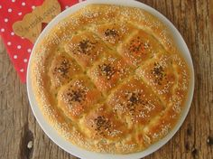 How to Make Original Ramadan Pita Bread? Pizza Recipes, Cooking Recipes, Pita Bread, Iftar, Turkish Recipes, Homemade Beauty Products, Bread Baking, Pasta, Food And Drink