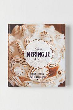 Meringue cook book. want