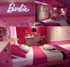 I'm a Barbie girl in a Barbie world...