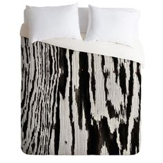Caleb Troy Splintered Maze Duvet Cover | DENY Designs Home Accessories