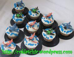 Cupcake the planes disney | Flickr - Photo Sharing!