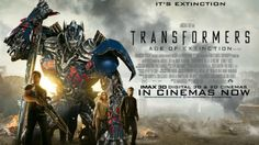 Win tech with Transformers: Age of Extinction!