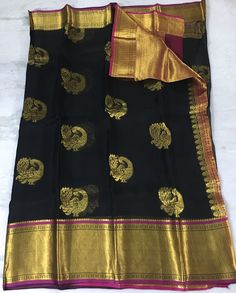 Elegant Fashion Wear Explore the trendy fashion wear by different stores from India Elegant Fashion Wear, Trendy Fashion, Womens Fashion, Kanchi Organza Sarees, Pure Silk Sarees, Indian Attire, Beautiful Saree, Indian Sarees, Indian Fashion