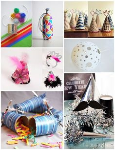 12 Celebratory New Year's Crafts and Activities – These ideas are so fun, and they're easy to pull off, too. Your whole family will have a blast! Check it out.