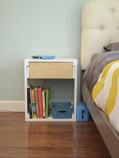 See That There: DIY :: end tables
