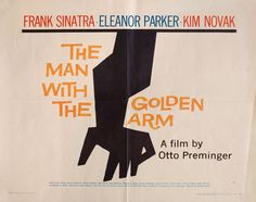 The+Man+with+the+Golden+Arm+1956+U.S.+Half+Sheet+Poster