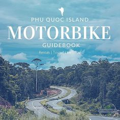 All roads are now paved!  Phu Quoc is a great place to explore via Mororbike.  #phuquoc #phuquocisland #motorbike