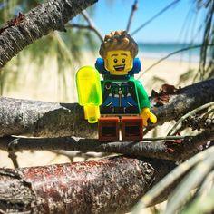 "172 Likes, 3 Comments - Shelley Moule (@moulego) on Instagram: ""Hiker guy always finds the best spots. . . #legophotography #legogram #legostagram #lego #afol…"""