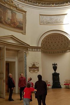 Kedleston Hall, Derbyshire – Inside