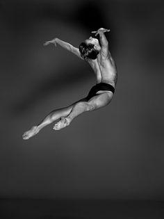 Sergei Polunin, ballet dancer. Photo by Sølve Sundsbø.