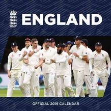 England Cricket Official 2019 Calendar - Square Wall Calendar NEW Online Calendar, Yearly Calendar, 2019 Calendar, England Cricket Team, Cricket World Cup, World Cup Final, Self Love, Novels, Baseball Cards