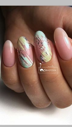 What manicure for what kind of nails? - My Nails Spring Nails, Summer Nails, Trendy Nails, Cute Nails, Acrylic Nails, Gel Nails, Stiletto Nails, Coffin Nails, Uñas Fashion