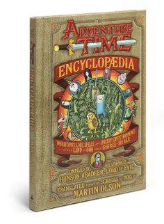 The Adventure Time Encyclopedia @Kathi Everett Middlemiss