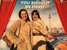 Such amazing moments shared at the View from the Edge Berlin,love you Ieva