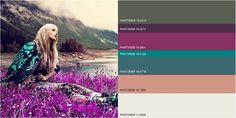 pallet colour.. WGSN