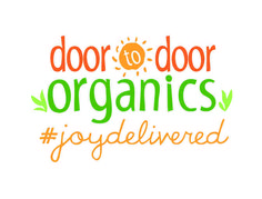 $50 gift certificate to Door to Door Organics. Door to Door Organics is an online grocery delivery service that partners with hundreds of farmers to deliver just-picked organic produce, farm-fresh dairy, humanely raised meats and natural grocerie...