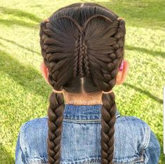 A lovely reminder of how beautiful change can truly be. Little Girl Braids, Braids For Kids, Girls Braids, Little Girl Hairstyles, Up Hairstyles, Braided Hairstyles, Picture Day Hairstyles, Halloween Hairstyles, Girl Hair Dos