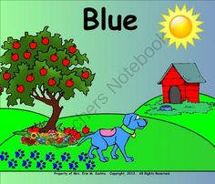 """Blue - (Practicing New Rhythm Pattern Ta-a [Half Note]) - Kodaly Based from Mrs.Kuchta'sElementaryMusicWonderland on TeachersNotebook.com -  (5 pages)  - This Smart Notebook lesson is appropriate for elementary music students in grades 2 and 3. Students will be able to identify the new rhythm pattern they've learned, the half note, or in Kodaly terminology, the """"ta-a."""" Students will be able"""