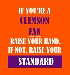 Clemson Family!!!