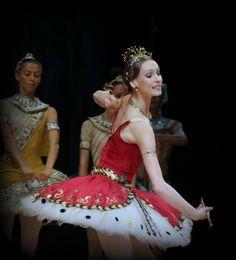 """Дочь Фараона"""" """"Дочь Фараона"""" прогон 07 июля 2012 год, Olga Smirnova as Aspicia in """"The Pharaoh's Daughter"""" (Bolshoi Ballet)"""