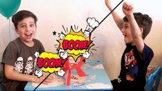 Bumm Bumm Ballon! Schmidt Spiele ❤️❤️❤️❤️ Wenn euch unsere Videos gefallen, freuen wir uns sehr über einen Daumen nach oben 👍 und ein Abo von euch (kostenlos): www.youtube.com/MakrisBros damit ihr keins unserer Videos verpasst. ❤️❤️❤️❤️