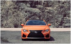 LEXUS RC F 4 FULL HD 2015