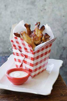 Hidden valley ranch chicken wings recipe