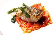 Pascal Aussignac's Roasted Hake