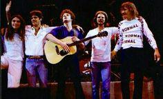 Eagles, The Long Run era