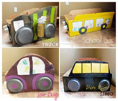 Drive In Movie Night ~ such a wonderful idea ... check out all the fun & creative ideas!
