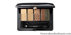 Guerlain La Collection Automne 2016 - Fall 2016: Palette 5 Couleurs Nude To Bold Look in 03 Coque D'Or