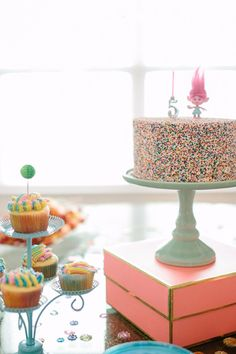 If Your Kid's Obsessed With Trolls You'll Want to Steal These Poppy-Approved Birthday Party Ideas