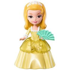 Sofia the First Princess Amber Doll, Assorted
