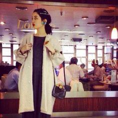 「TOKYO散歩でFNOにでかけよう」青柳文子×シアタープロダクツの画像   青柳文子オフィシャルブログ Powered by Ameba