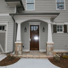 Sherwin Williams Intellectual Gray Exterior