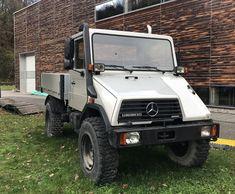 Small Trucks, Mini Trucks, Cool Trucks, Mercedes Benz Unimog, Diesel Trucks, Tractors, Nissan, 4x4, Jeep