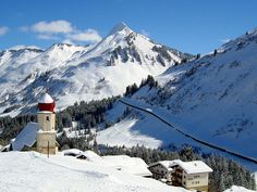 #Damuls #Ski #Austria #Hotels - WOW!! Over 9 mtrs of #snow per season - Take a peek at our resort report --> http://www.tazoff.com/ski-austria-damuls-resort/