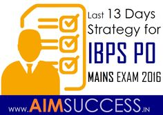 Dear Readers, The result of Preliminary phase of IBPS PO exam 2016 was  declared recently 2707cea5be