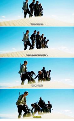 #TheScorchTrials #GagReel
